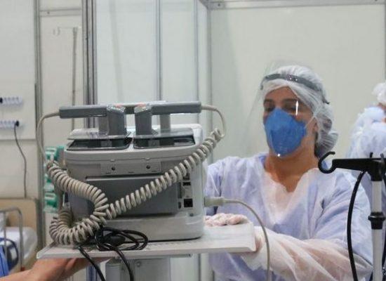 Covid-19: Brasil chega a 54,9 mil mortes e 1,22 milhão de casos