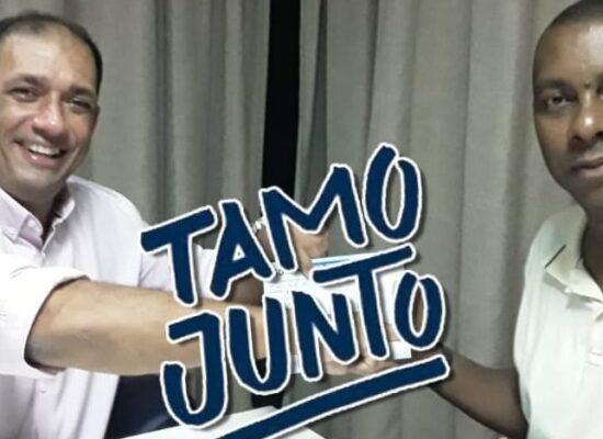 ILHÉUS: Vereador Luiz Carlos Escuta se solidariza com o prefeito Mário Alexandre, vítima da covid-19