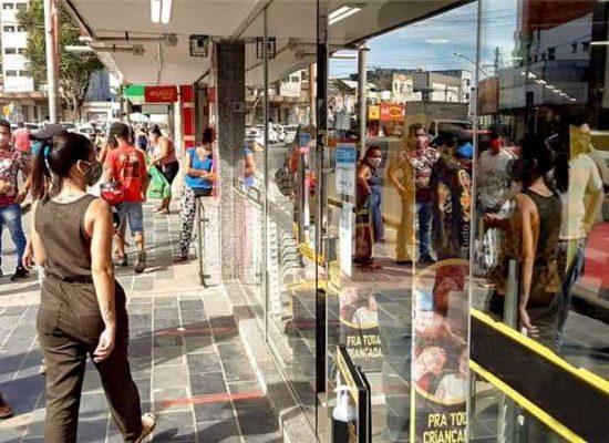 Prefeitura de Ilhéus intensifica fiscalização no comércio para conter aglomeração