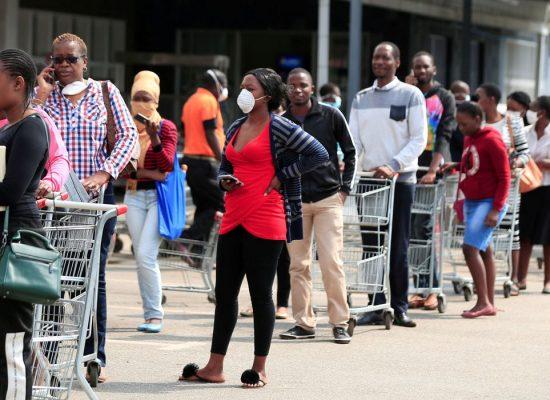 Continente africano se prepara para enfrentar pico da pandemia
