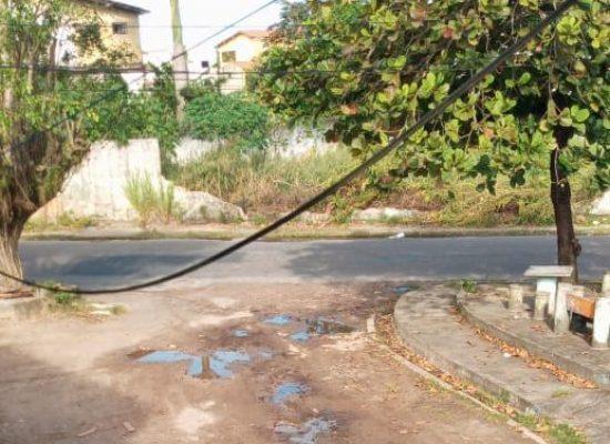 ESCUTA ILHÉUS: Vereador solicita pavimentação asfáltica de Rua e revitalização da Praça Dr. Francolino Neto