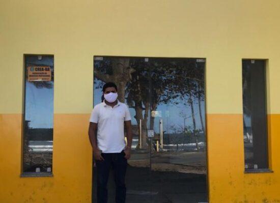 Fabrício Nascimento cobra abertura de Posto de Saúde em Olivença