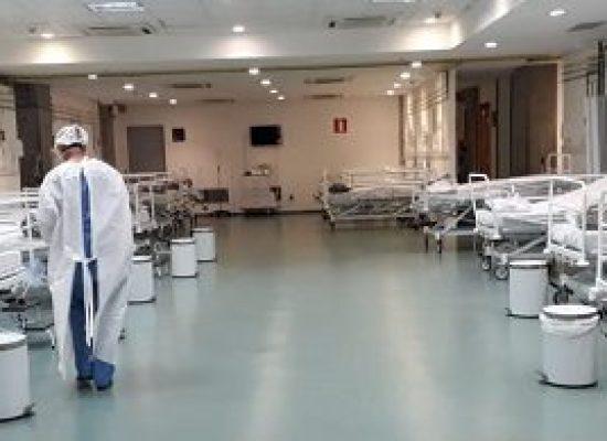 Hospital Arena Fonte Nova batiza duas novas UTIs com nomes de ídolos do Bahia e do Vitória