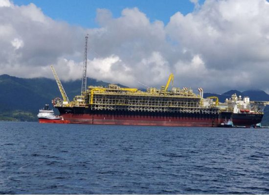Parcela de petróleo da União por contratos de partilha cresce 50%