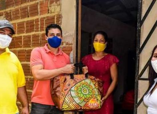Projeto Ilhéus Solidário chega às comunidades de Cururutinga, Santo Antônio, Couto e Japu
