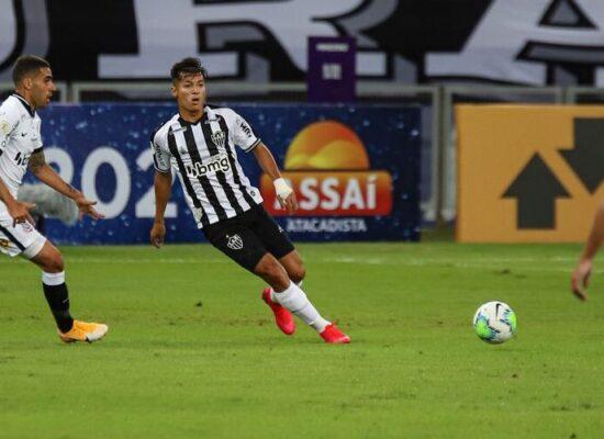 Brasileiro: Atléticos vencem e Botafogo empata na abertura da rodada