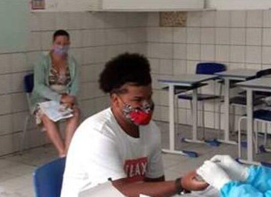 Covid-19 Ilhéus: Previsto aumento de até 15% de infectados ativos com testagem em massa dos aluno