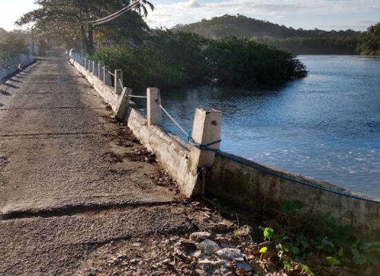 ESCUTA ILHÉUS: vereador oficializa reivindiação ao DNIT para recuperação da Ponte do Cururupe