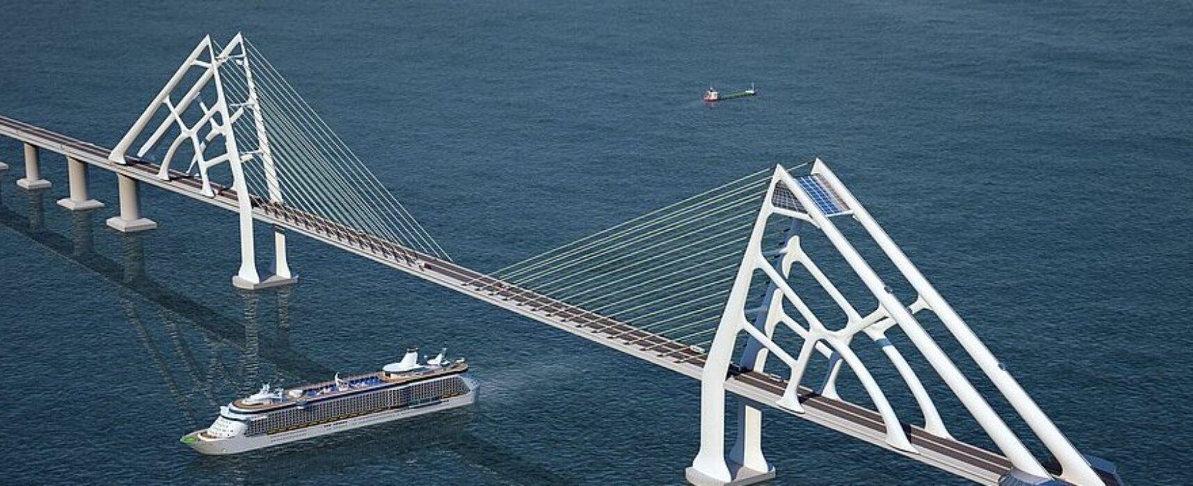 Bahia faz depósito de R$ 250 milhões em Fundo garantidor da ponte Salvador-Itaparica