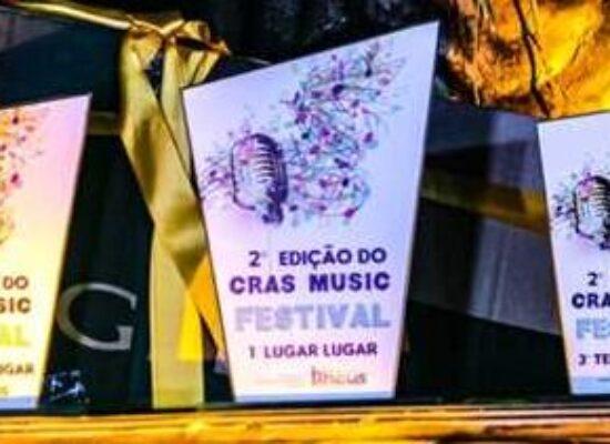 Final da 2ª edição do Cras Music Festival revela talentos da música em Ilhéus