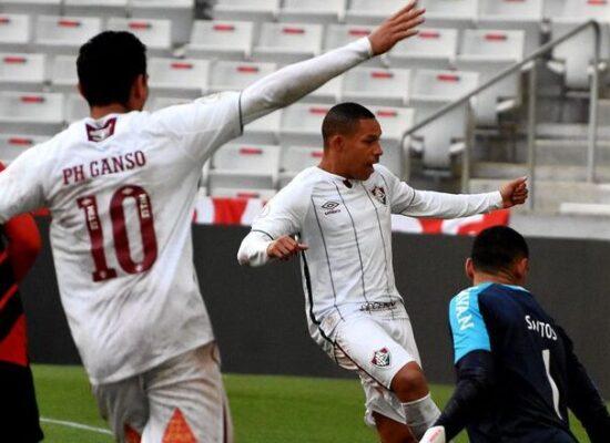 Fluminense surpreende Athletico-PR e vence na Arena da Baixada