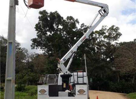 Prefeitura de Ilhéus informa serviços de iluminação e manutenção na zona rural do município
