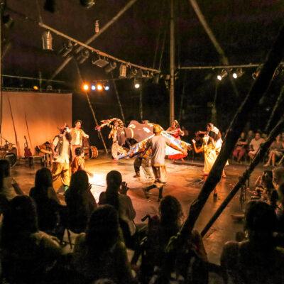 Teatro Popular de Ilhéus inicia fechamento definitivo do seu espaço cultural