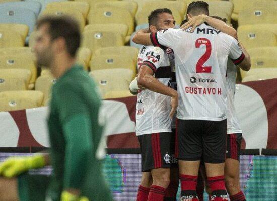 Brasileiro: Flamengo vence e entra de vez na briga pela liderança