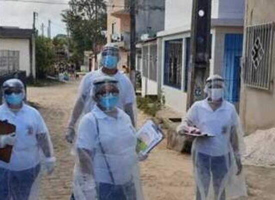 Covid-19: Prefeitura realiza testagem e mais de mil atendimentos médicos na zona rural de Ilhéus