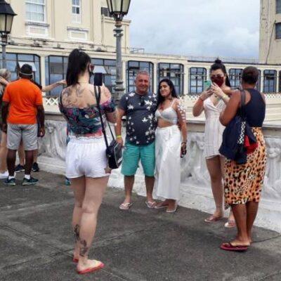 Destinos turísticos da Bahia voltam a receber turistas