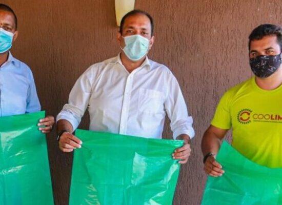 Ilhèus: Vice presidente do legislativo comemora coleta seletiva