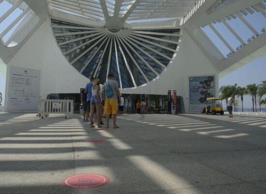 Museu do Amanhã reabre no Rio após quase seis meses fechado
