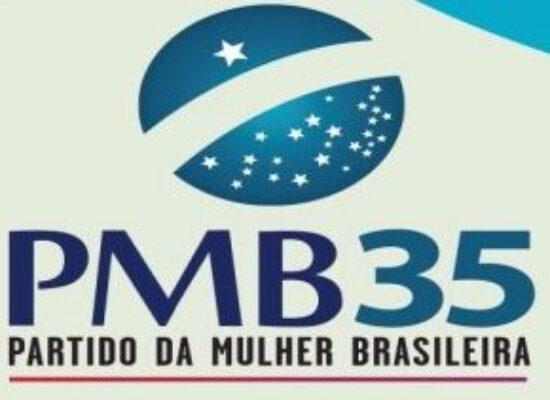 Partido da Mulher Brasileira (PMB) – Ilheus, convocação de convencão presencial