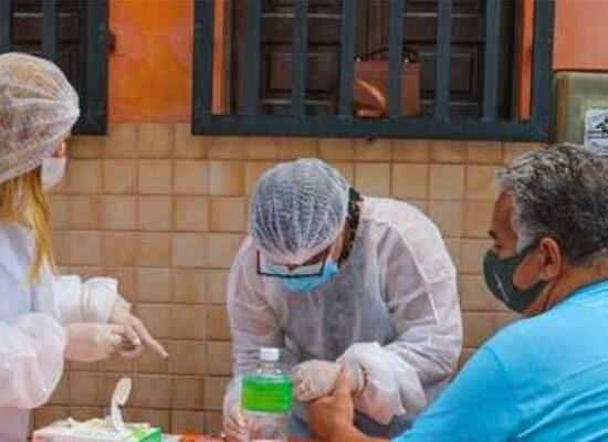 Bahia registra 1.575 novos casos de Covid-19 nas últimas 24 horas
