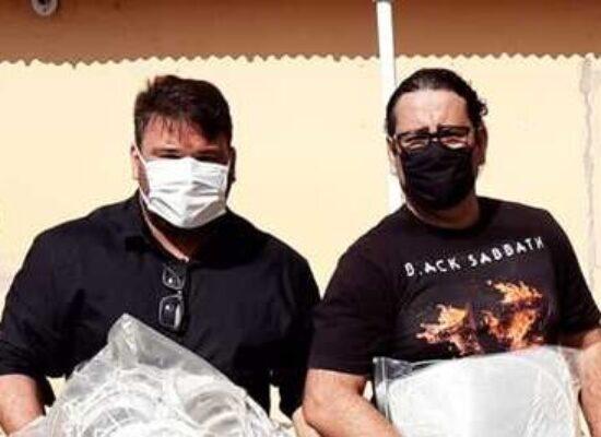 Prefeitura de Ilhéus recebe protetores faciais para reforçar ações de combate à pandemia