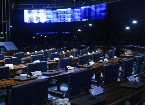 Senado aprova maior prazo para gasto de verba contra pandemia