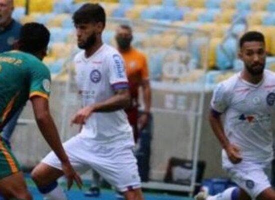 Bahia perde por 1 a 0 para o Fluminense no Maracanã