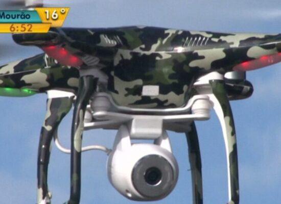 POLÍCIA FEDERAL USARÁ DRONES PARA FISCALIZAR AS ELEIÇÕES