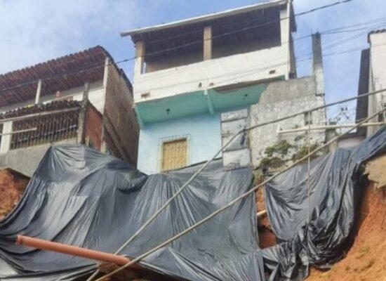 Prefeitura apresenta balanço de obras de contenção de encostas em Ilhéus