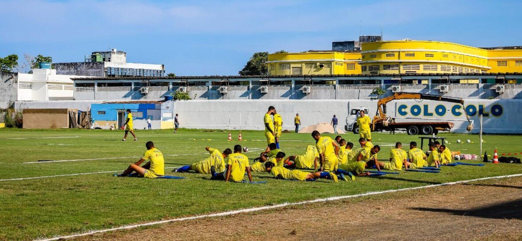 ILHÉUS: Colo-Colo vence mais um amistoso preparatório