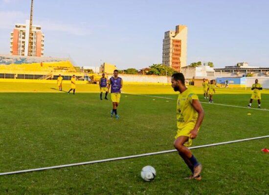 Prefeitura de Ilhéus realiza testagem para Covid-19 nos jogadores e comissão técnica do Colo-Colo