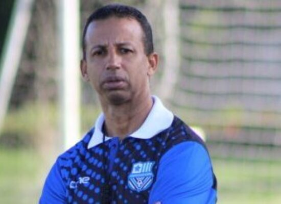 CAMPEONATO BAIANO: Sérgio Araújo é o novo treinador do Barcelona S/A.