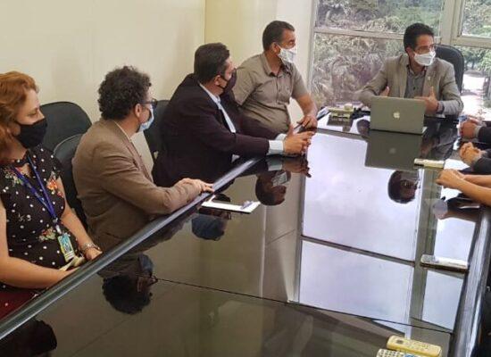 Uesc e Amurc assinam convênio para testes de detecção da Covid 19 no Sul da Bahia
