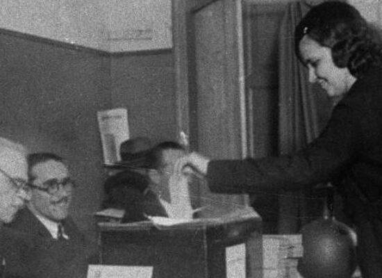3 de novembro – Dia da Instituição do direito ao voto feminimo no Brasil