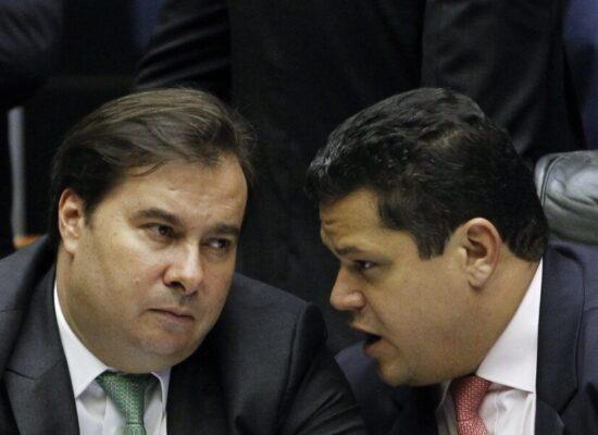 As reações no Congresso à possibilidade de o STF autorizar a reeleição de Maia e Alcolumbre