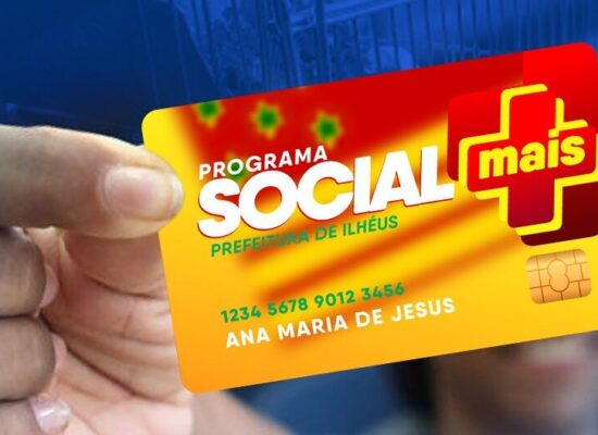 Cacá (11) vai criar o Cartão Social para as famílias mais pobres de Ilhéus