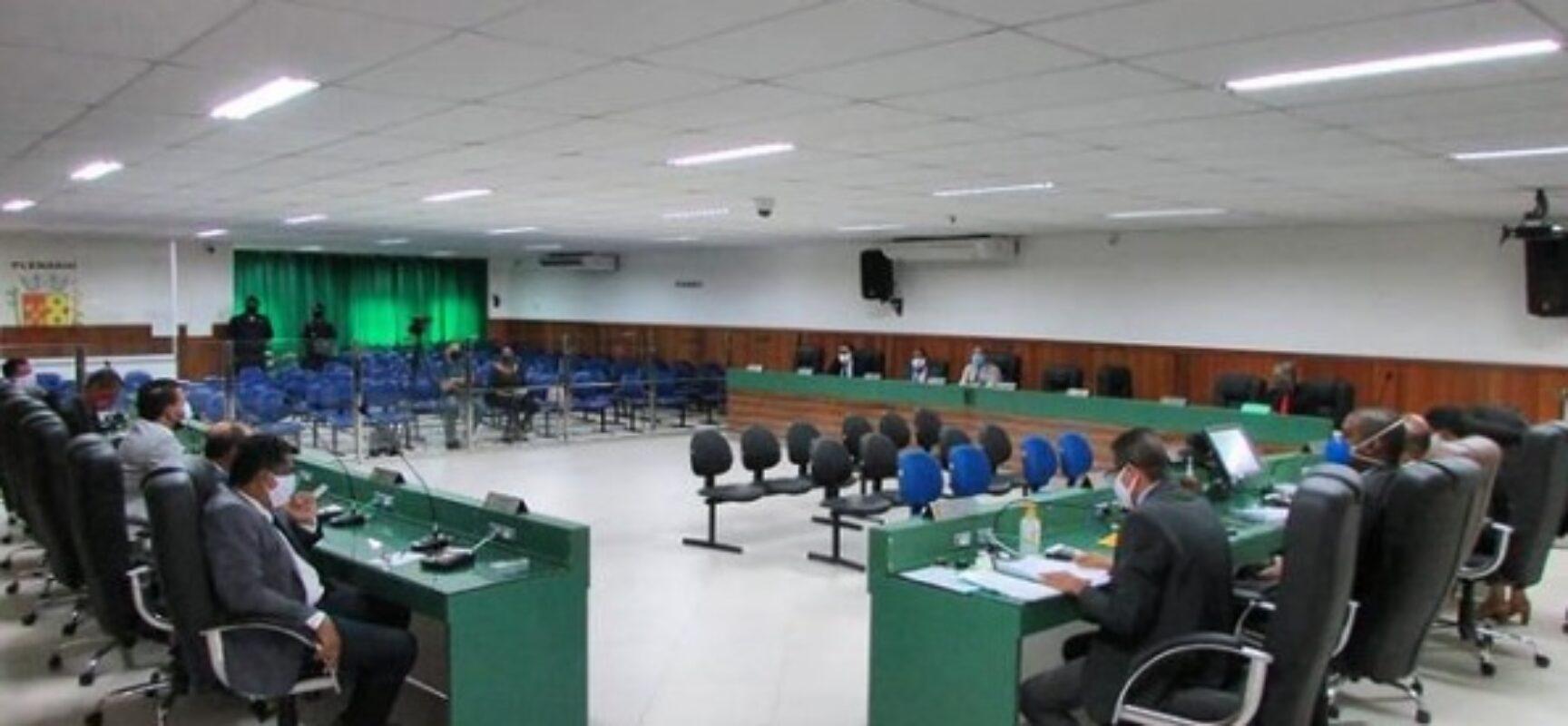 Câmara de Vereadores de Ilhéus – Pauta da 9ª sessão ordinária, 10/03/2021