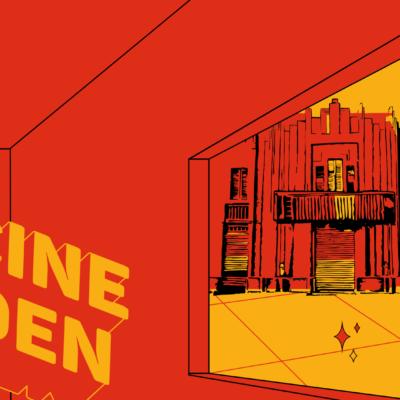 Circuito Cine Éden divulga programação completa, com foco no cinema produzido por baianos