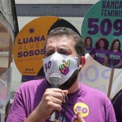 Polícia Federal intima Boulos após publicação sobre Bolsonaro no Twitter