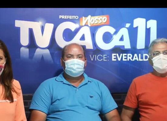 Ex-reitores da UESC manifestam apoio à candidatura de Cacá (11) e Everaldo