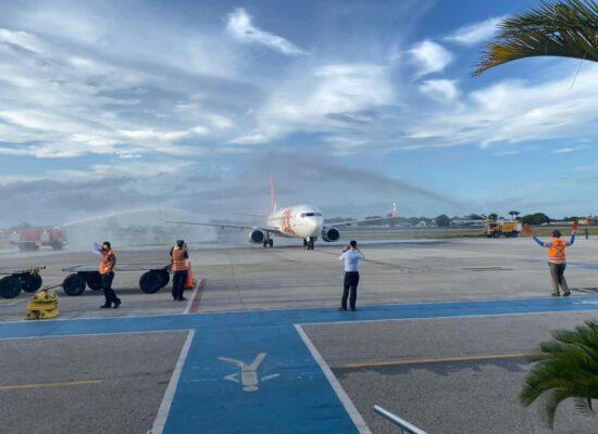 Porto Seguro volta a receber voos fretados pela CVC