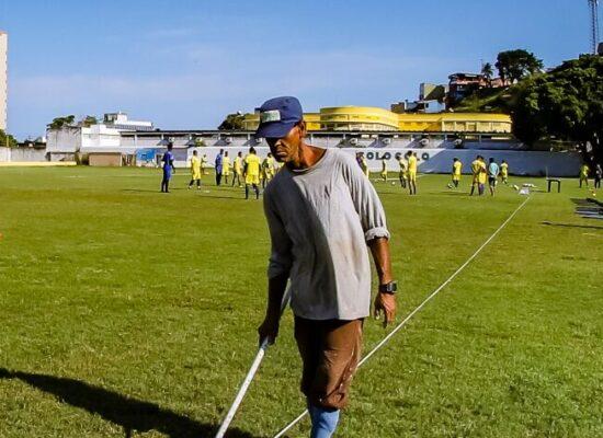 Prefeitura prepara Mário Pessoa para final da série B do Campeonato Baiano