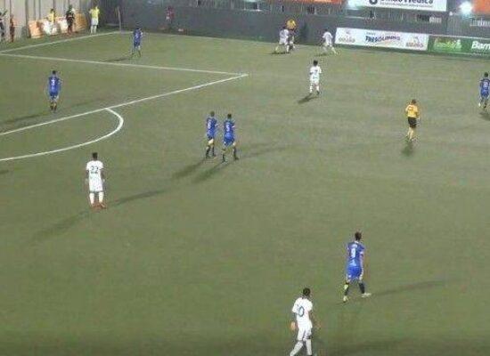 Série D: Bahia de Feira goleia o Palmas e encerra jejum de vitórias