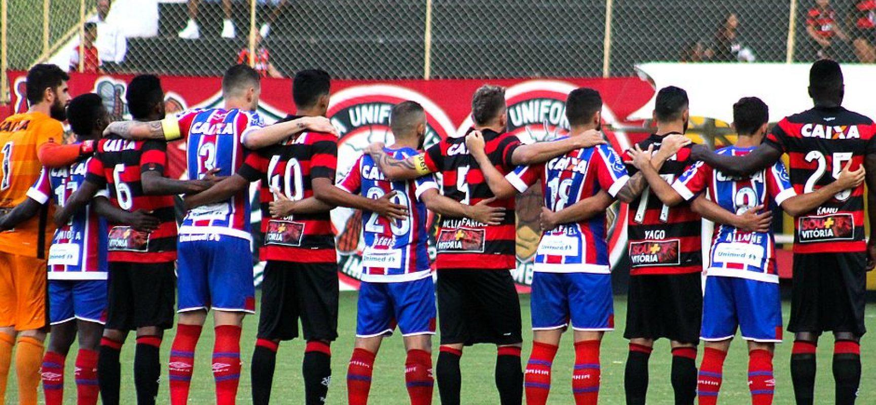 FBF e clubes definem fórmula de disputa e regulamento do Baianão 2021