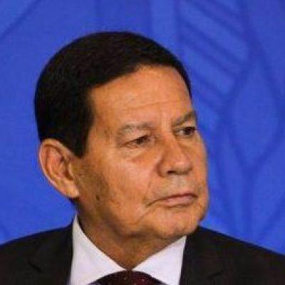 Mourão afirma que Brasil terá eleições mesmo sem voto impresso