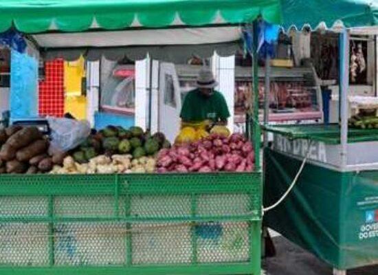 Prefeitura de Ilhéus realoca feirantes da Central de Abastecimento do Malhado