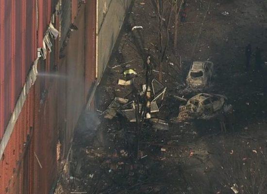 Suposto atentado em Nashville, nos EUA, explode carro e deixa três pessoas feridas
