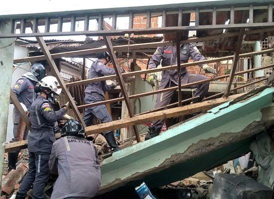 Diretoria de Defesa Civil de Itabuna interdita obra no bairro de Fátima
