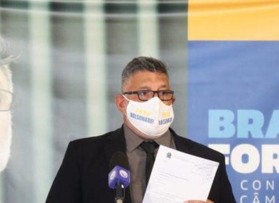 Frota lança candidatura defendendo impeachment do presidente Bolsonaro