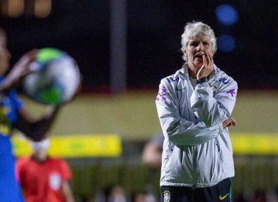 Futebol: seleção feminina participa do Torneio She Believes